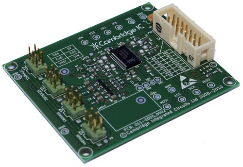 CAM204 CTU Development Board